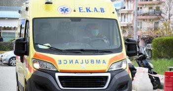 Παραβόλα: Τροχαίο με τραυματισμό δικυκλιστή
