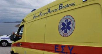 Ελευσίνα: Έκρηξη σε εργοστάσιο της Πυρκάλ – Ένας νεκρός