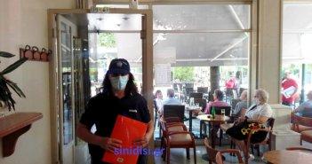 Δυτική Ελλάδα: 11 πρόστιμα χθες από την ΕΛ.ΑΣ. για μάσκες