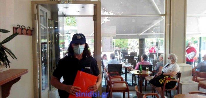 16 πρόστιμα για μάσκες χθες στη Δυτική Ελλάδα – Με αμείωτη ένταση οι έλεγχοι και στο Αγρίνιο