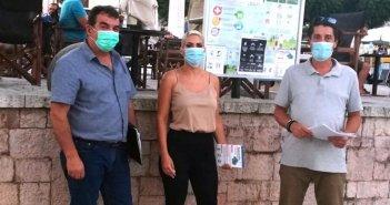 Συνεχίζονται οι έλεγχοι για την αποφυγή διασποράς του κορωνοϊού στην Π.Ε Αιτωλοακαρνανίας