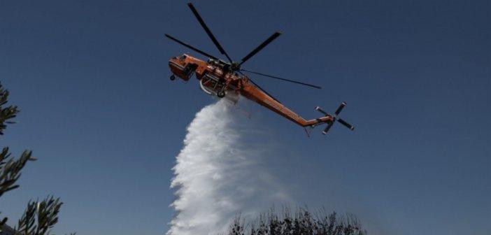 Παραμένει υψηλός ο κίνδυνος πυρκαγιάς στη Δυτική Ελλάδα την Παρασκευή – ΧΑΡΤΗΣ