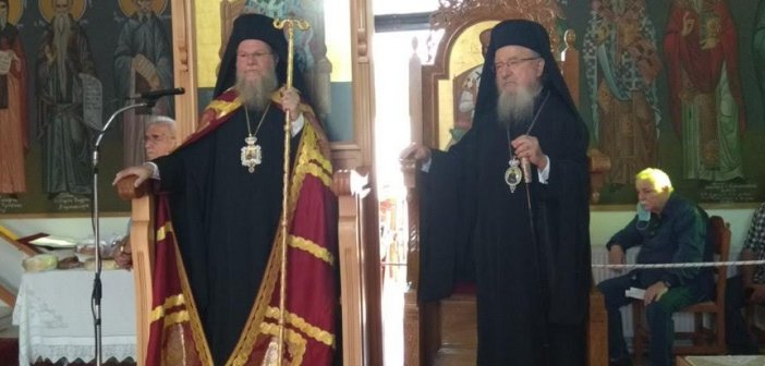 Ο Άγιος που στερέωσε την ελευθερία της Ελλάδος! – Λαμπρός ο εορτασμός του Αγίου Κοσμά στη γενέτειρά του (ΔΕΙΤΕ ΦΩΤΟ)