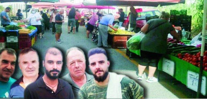 Κορονοϊός – Αγρίνιο: Μέτρα και στις λαϊκές αγορές (ΔΕΙΤΕ ΦΩΤΟ)
