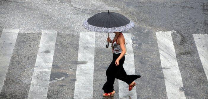 Βροχές και τοπικές καταιγίδες από την Πέμπτη