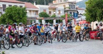 Σήμερα ο 18ος Λαϊκός Ποδηλατικός Γύρος Θέρμου
