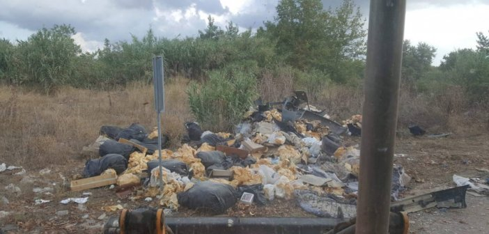 Δήμος Αγρινίου: Εργασίες καθαρισμού στην Ερμίτσα (ΔΕΙΤΕ ΦΩΤΟ)