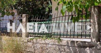 Τραγωδία στον Πύργο: Καρφώθηκε στα κάγκελα πέφτοντας από το μπαλκόνι (ΦΩΤΟ)