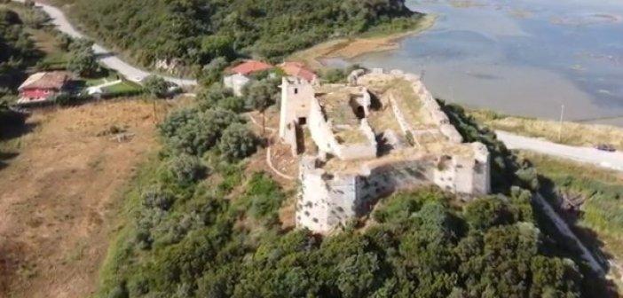 Βόνιτσα: Το κάστρο του Γρίβα ή Φρούριο Τεκέ (VIDEO)