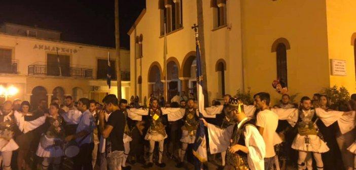 Μεσολόγγι: Ματαιώνεται η τέλεση του πανηγυριού της Αγι' Αγάθης λόγω κορονοϊού