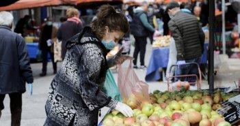 Κορονοϊός: Μόνο με μάσκα στις λαϊκές αγορές – Τι ισχύει για τις αποστάσεις