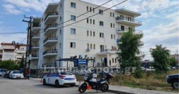 Λαμία: Κλιμάκιο του ΕΟΔΥ στο Αστυνομικό Μέγαρο