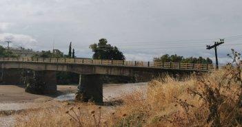 Εύβοια: Υποχώρησε η γέφυρα του Λήλαντα ποταμού στο Βασιλικό – Διακοπή κυκλοφορίας