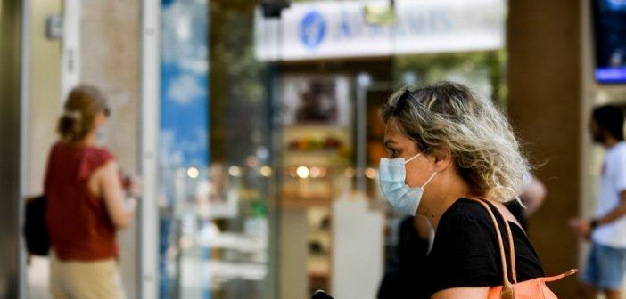 Δυτική Ελλάδα: 8 πρόστιμα για μη χρήση μάσκας τη Δευτέρα