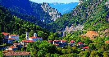 Ευρυτανία: 1 κρούσμα σε 7 μήνες – Ο μοναδικός νομός της Ελλάδας που έχει μείνει απροσπέλαστος στον κορωνοϊό