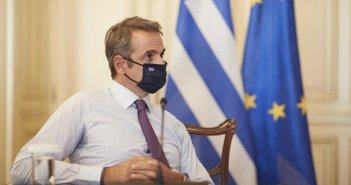 Μητσοτάκης στο υπουργικό: «Έτσι θα αναστέλλονται οι κατασχέσεις και οι πλειστηριασμοί»