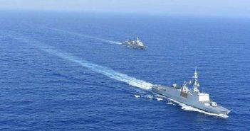 Ελληνοτουρκικά: Κλιμακώνει την ένταση η Τουρκία – NAVTEX για ασκήσεις με πραγματικά πυρά μεταξύ Ρόδου και Κύπρου