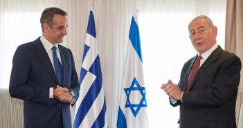 Παρέμβαση Ισραήλ για το Oruc Reis: Πλήρης υποστήριξη στην Ελλάδα