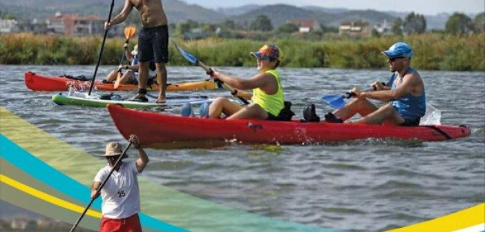 """Ναυτικός Όμιλος Μεσολογγίου: """"Ελάτε να γνωρίσετε το άθλημα του canoe kayak ήρεμων νερών"""""""
