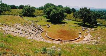 Ικανοποίηση στην Εφορεία Αρχαιοτήτων Αιτωλοακαρνανίας και Λευκάδος για την αξιοποίηση αρχαίων θεάτρων