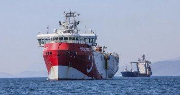 Δέκα ναυτικά μίλια εντός της ελληνικής υφαλοκρηπίδας το Ορούτς Ρέις