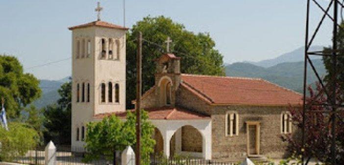Πανηγυρίζει η Ιερά Μονή Παναγίας Λυκούρισσης 30 και 31 Αυγούστου