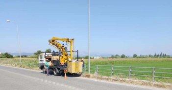 Αγρίνιο – Καλύβια: Συντηρήσεις στο δίκτυο ηλεκτροφωτισμού (ΔΕΙΤΕ ΦΩΤΟ)
