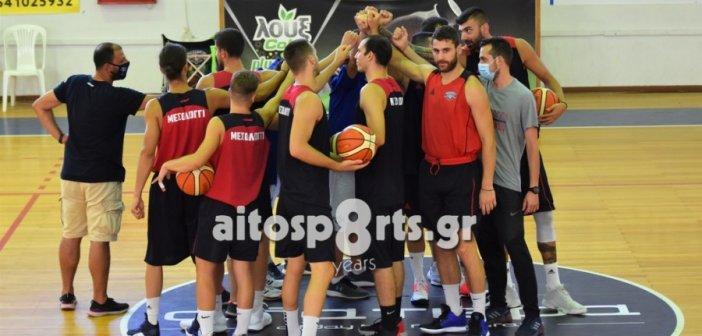 Στις 10 Οκτωβρίου το τζάμπολ της Basket League