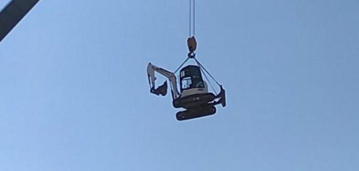 """Εντυπωσιακό βίντεο με ιπτάμενη """"τσάπα"""" στην Πρέβεζα (ΦΩΤΟ + VIDEO)"""