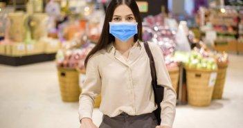 Έξι πρόστιμα για μη χρήση μάσκας στο Αγρίνιο