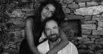 Τόνια Σωτηροπούλου – Κωστής Μαραβέγιας: Ερωτευμένοι στην Κεφαλονιά (ΔΕΙΤΕ ΦΩΤΟ)