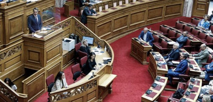 Βουλή: Κυρώθηκε η συμφωνία Ελλάδας-Αιγύπτου για την ΑΟΖ – 178 υπέρ, 26 κατά και 81 «παρών»