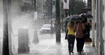 Καιρός: Αλλαγή σκηνικού – Που θα έχουμε βροχές και καταιγίδες