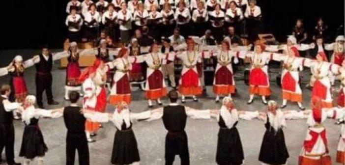 Το 1ο Χορευτικό Αντάμωμα Παλιαμπέλων αύριο στην πλατεία Παλιαμπέλων
