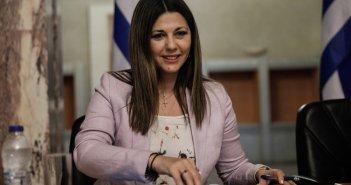 Ζαχαράκη για σχολεία: Θα εφαρμόσουμε τα μέτρα που θα ορίσει η επιτροπή