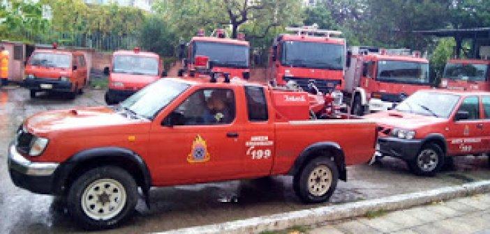 Ενισχύσεις με οχήματα και προσωπικό στην Π.Υ Αγρινίου