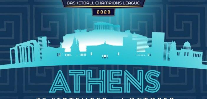 Οριστικά στην Αθήνα το Final 8 του Basketball Champions League