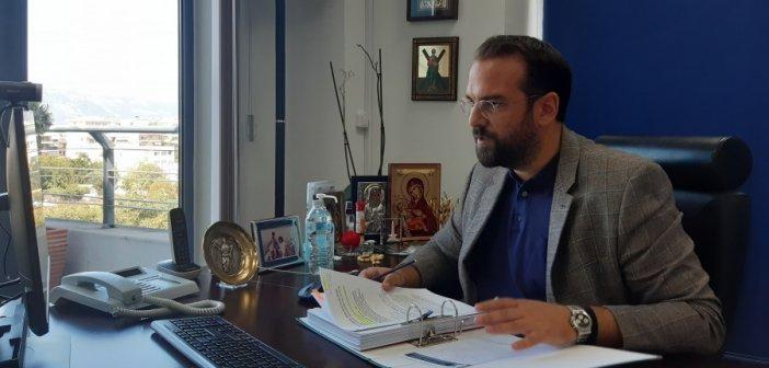 Ν. Φαρμάκης: Στο νέο ψηφιακό κράτος, κυρίαρχος ο στόχος της απλούστευσης των διαδικασιών» – Συμμετοχή στη συνεδρίαση της Επιτροπής Δημόσιας Διοίκησης της Βουλής