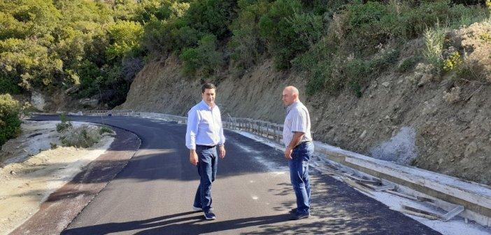 Δήμος Αγρινίου:Βελτίωση αγροτικών δρόμων στην Κυπάρισσο (ΦΩΤΟ)