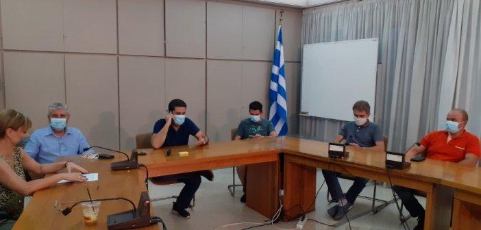 """Αγρίνιο: Έκτακτη σύσκεψη για τον """"Ιανό"""" – Συνεδριάζει αύριο και το τοπικό συντονιστικό όργανο της Πολιτικής Προστασίας"""