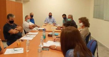 Δυτικη Ελλαδα:Σύσκεψη για την ανάπτυξη της αλιείας και των υδατοκαλλιεργειών