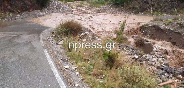 Απεγκλωβίστηκαν οι κυνηγοί στην Ορεινή Ναυπακτία, αφού πέρασε η κακοκαιρία