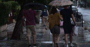 Καιρός: Πτώση της θερμοκρασίας σήμερα – Σε ποιες περιοχές θα βρέξει