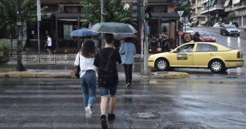 Κακοκαιρία: Ποιες περιοχές θα «χτυπήσει» τη Δευτέρα