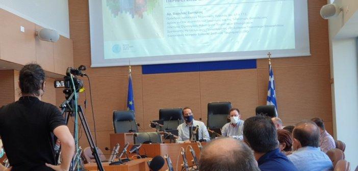 Σχέδιο άμεσης δράσης από την Περιφέρεια για την αντιμετώπιση των επιπτώσεων της πανδημίας