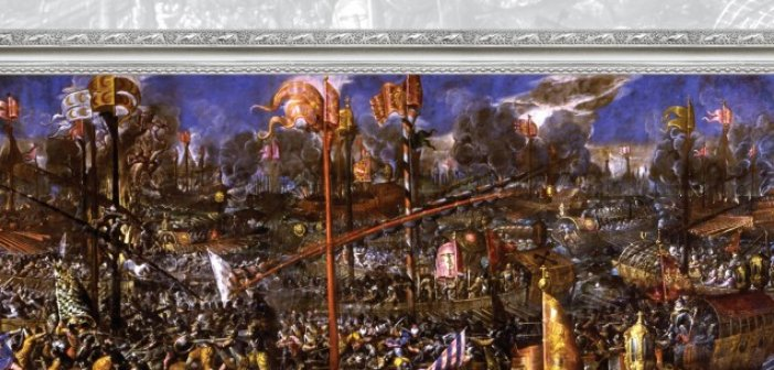 449η Επέτειος της Ναυμαχίας της Ναυπάκτου-Β.Γκίζας: «Η ιστορία και η συλλογική μνήμη αποτελούν τα βασικά εργαλεία του πολιτισμού μας»