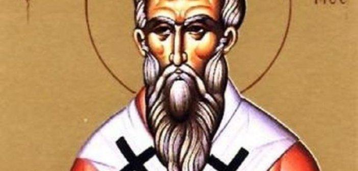 Σήμερα εορτάζει ο Άγιος Αυτόνομος: Λιθοβολήθηκε, ενώ λειτουργούσε