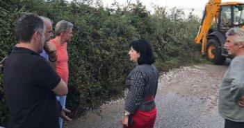 Μεσολόγγι – Κώστας Λύρος: Τα αίτια των πλημμυρών θα διερευνηθούν σε βάθος