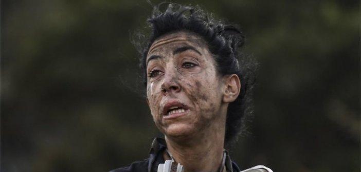 Φωτιά στην Ανάβυσσο: Η ηρωίδα που έδωσε μάχη με τις φλόγες