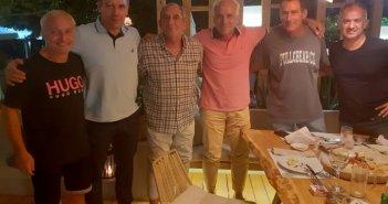 Επίσκεψη στο Αγρίνιο για τον Νέο Πρόεδρο της Πανελλήνιας Ένωσης Προπονητών Ποδοσφαίρου Ελλάδας
